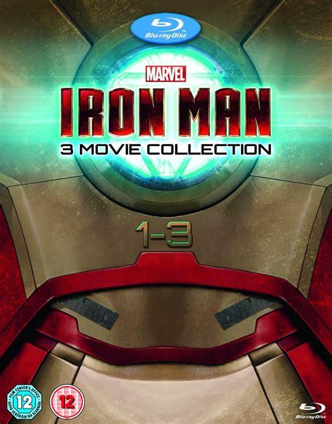 Iron Dvd Box Set Collection Koleksi iron rdj trilogy blue box set 57 85 mens gift ideas the ultimate s gift
