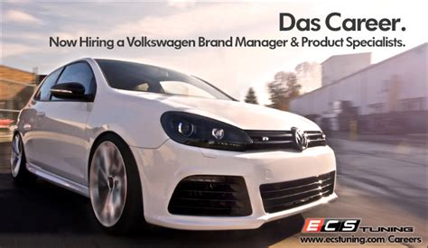 ecs tuning we re hiring various now open