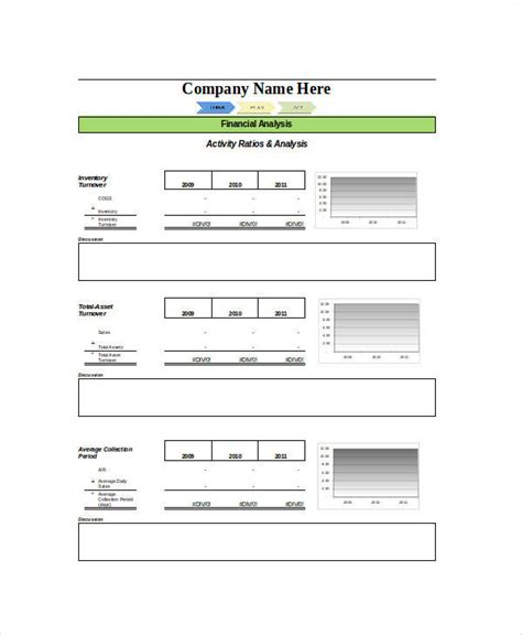 hr analysis report sle company financial analysis report sle 28 images