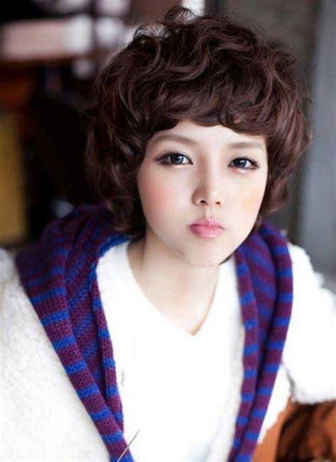 korean teenager short hairstyles 20 beautiful short curly hairstyles short hairstyles