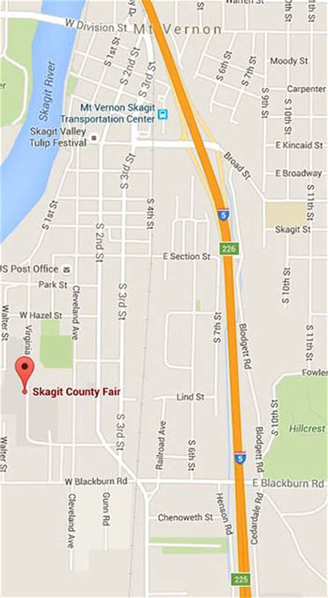 Skagit County Court Records Search Directions Routes And Guides To The Skagit County Fair