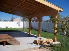 Covered Patio Designs Covered Patio