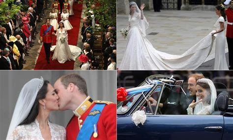 Prince William and Kate Middleton's royal wedding: A photo