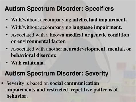 pattern of language impairment autism spectrum disorder and stereotypic movement disorder