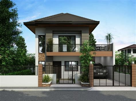 Best Two Storey House Plans by Simple House Design Ideas Best 25 Two Storey House Plans