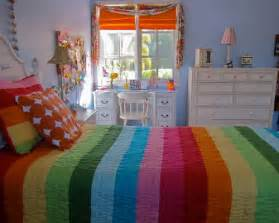 rainbow bedroom ideas ideas for girl s rainbow room interior decoration ideas