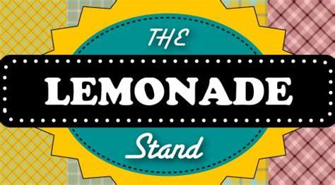 printable lemonade banner diy printable lemonade stand banner menu
