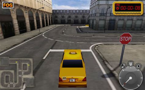 new york taxi license 3d race car