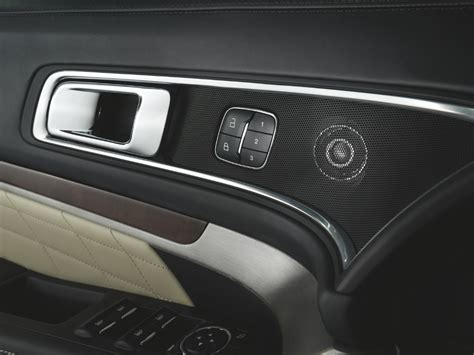 ford audio and ford and sony bring premium home audio technology to 2016