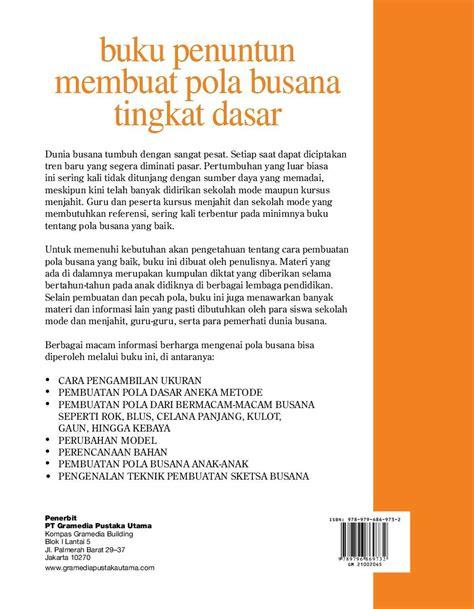 Buku Political Philosophy Repro buku penuntun membuat pola busana tingkat dasar book by soekarno gramedia digital