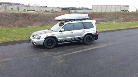 subaru forester with a supercharged lsx engine depot