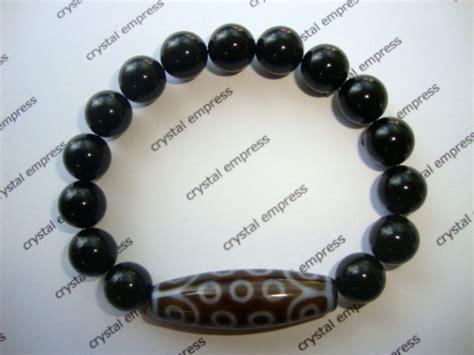 21 eye dzi bead meaning 21 eye dzi with black onyx empress feng shui store