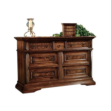 hekman armoire hekman 7 4501 castilian dresser discount furniture at