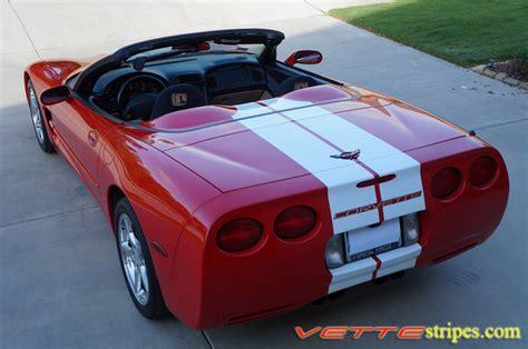 corvette stripes c5 corvette racing 3 stripes vettestripes