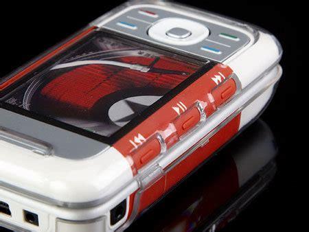 Casing Nokia 5200 Putih nokia 5200 5300