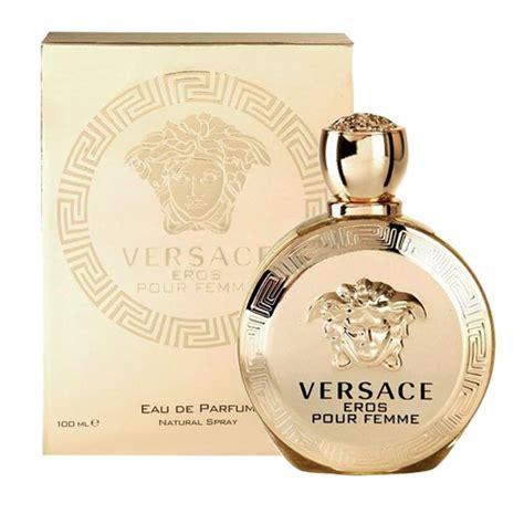 Original Parfum Versace Eros by Buy Versace Eros Pour Femme Eau De Parfum 100ml At