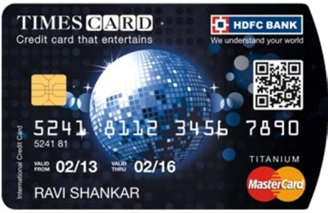 Credit Card Form Of Hdfc Bank Hdfc Bank Titanium Times Credit Card Review Service Hdfc Bank Titanium Times Credit