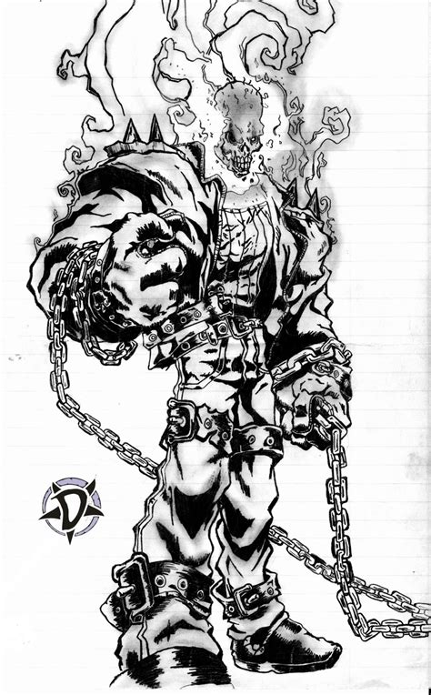 ghost rider coloring pages games ghost rider coloring pages