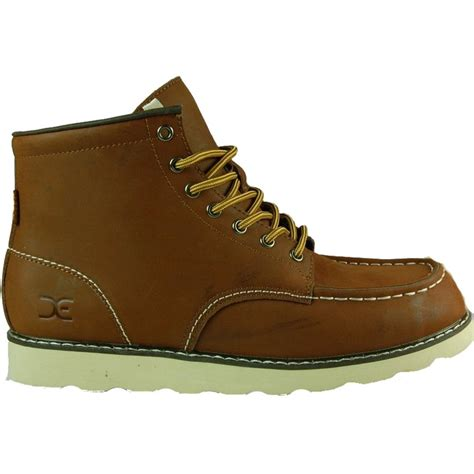 mens jelly boots dude rocca boot leather lace up boot from jelly