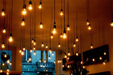 plug in hanging ls ideas de barras pinterest swag