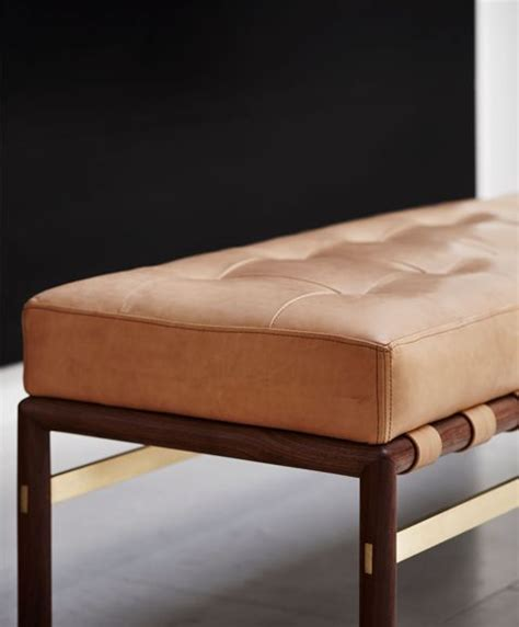 leather bench seat cushions 25 best ideas about leather bench seat on pinterest