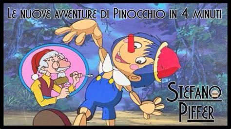 pinocchio sigla testo le nuove avventure di pinocchio in quattro minuti