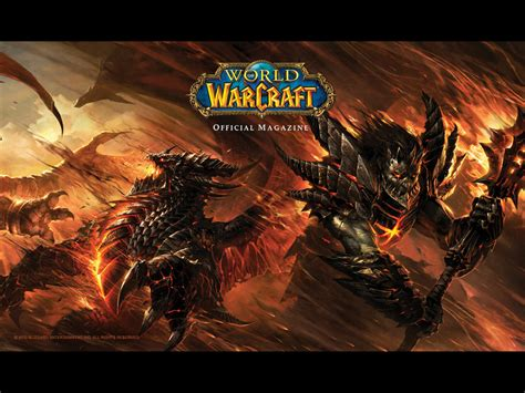 Is Wow world of warcraft magazine issue 2 the ancient gaming noob