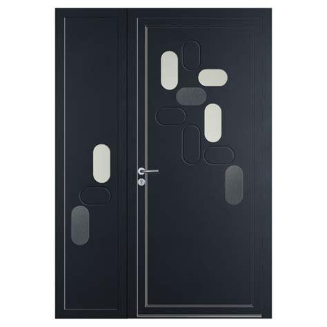 Porte Entree Alu 2380 by Panneau Pour Porte D Entr 233 E En Aluminium Volma Loft Alu