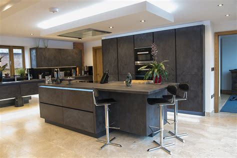 Contemporary Kitchen Island Flawless Kitchens