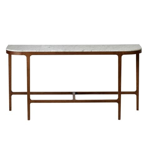 Marble Console Table Marble Console Table From The Conran Shop Console Tables Housetohome Co Uk