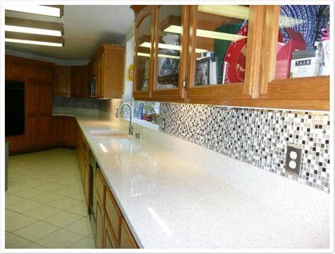 Sparkling White MSI Quartz   Denver Shower Doors & Denver