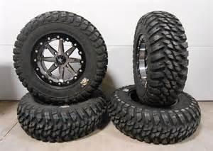 Tires And Wheels Rzr 1000 Msa Lok 15 Quot Utv Wheels 30 Quot Kanati Mongrel Tires Polaris