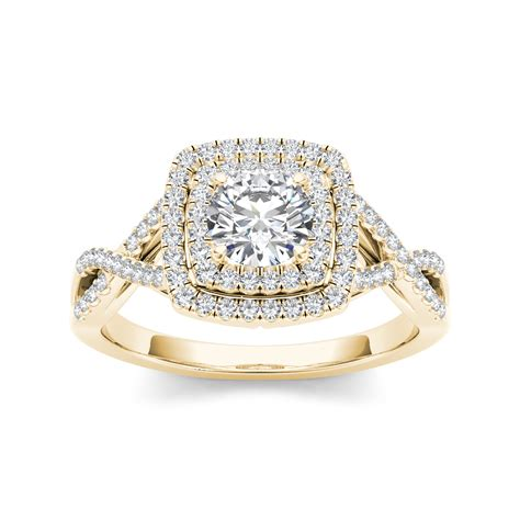 can i turn my yellow gold ring into white gold diamondstud