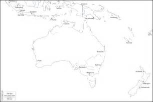 Oceania Outline Map Blank by Southern Oceania Free Map Free Blank Map Free Outline Map Free Base Map Hydrography