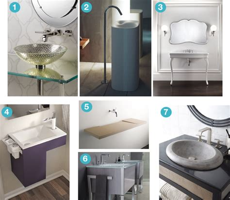 seven swoon worthy freestanding bathroom sinks