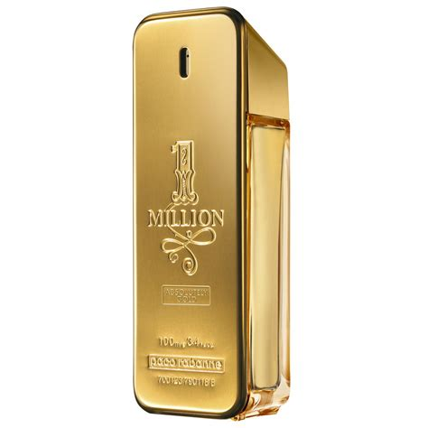 Parfum Million perfume one million 100ml paco rabanne original e lacrado car interior design