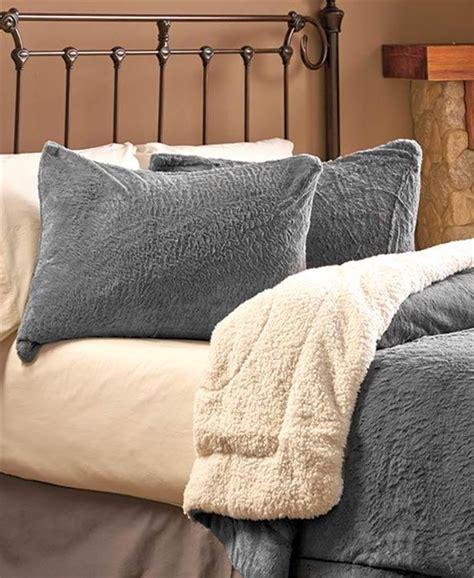 plush bedding comforters luxury plush reversible comforter shams bedding set 3