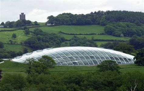 Botanical Garden Of Wales National Botanic Garden Of Wales Stands Amid