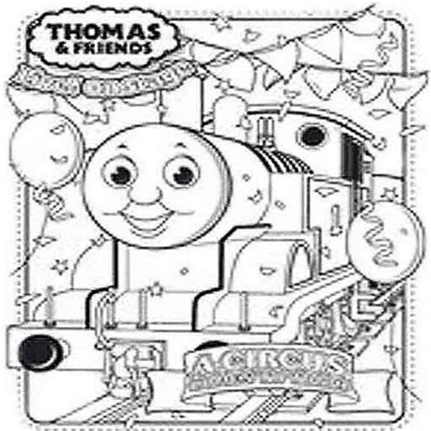thomas birthday coloring pages 39 best images about train coloring sheets on pinterest