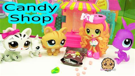 candy kawaii crush doll littlest pet shop lps