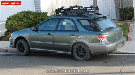 how it works cars 2002 subaru outback sport navigation system 2002 subaru outback sport youtube
