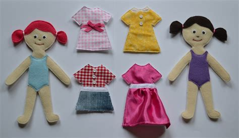 felt dress up doll template nap time crafts may 2012