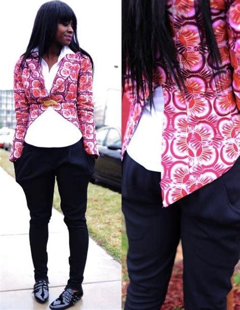 ankira blaizers valentine morning ankara office wear african dearkate