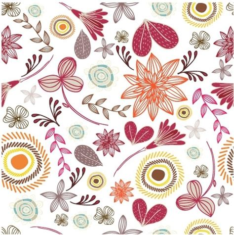 floral pattern vector illustrator vector floral pattern free vector download 23 049 free