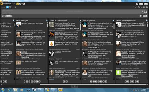 Teet Deck by Adding Columns To Your Tweetdeck Social Dashboard