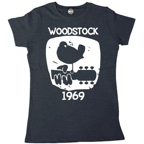 Tshirt Woodstock woodstock 1969 vintage womens classic summer