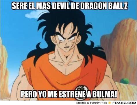 Dragon Ball Z Meme Generator - sere el mas devil de dragon ball z yamcha meme