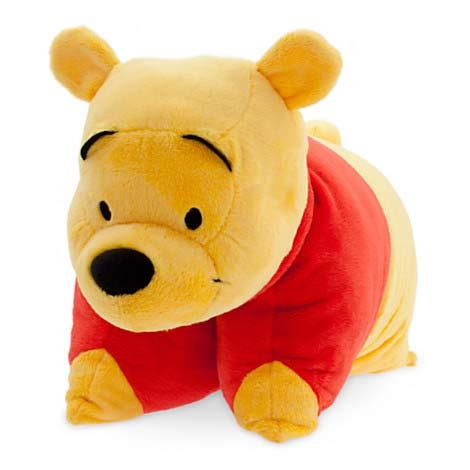 your wdw store disney pillow pet winnie the pooh