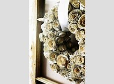 Top 10 DIY Ways to Decorate with Vintage Book Pages - Top ... Vintage Christmas Wrapping Paper