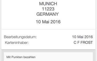 deutsche bank kreditkarte einsehen deutsche bank amex corporate card im test
